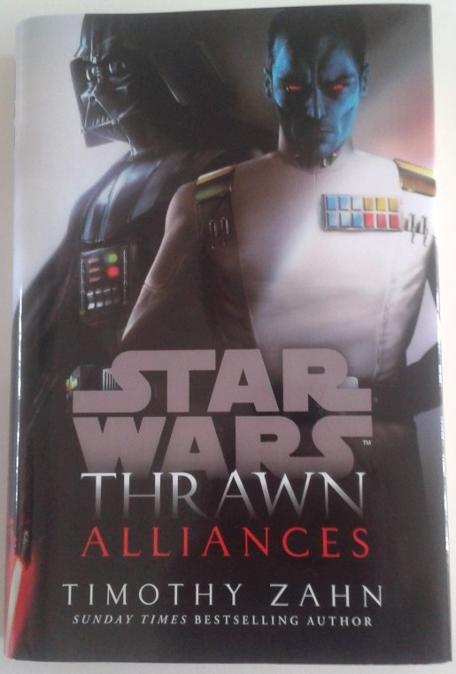 Star Wars Books Thrawn Alliances