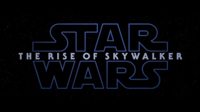 Episode IX Title Card The Rise Of Skywalker