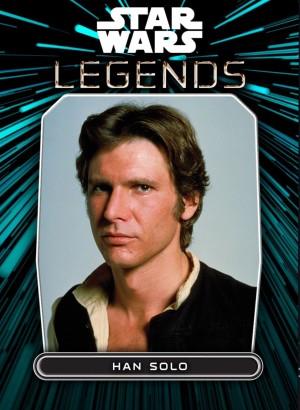 Star Wars character Han Solo OT