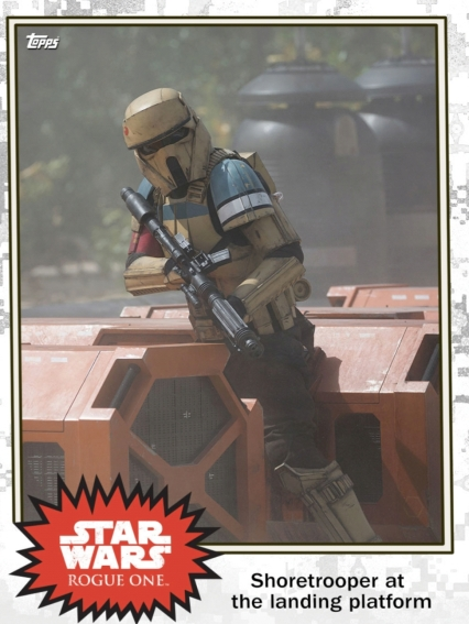 Topps Shore Trooper