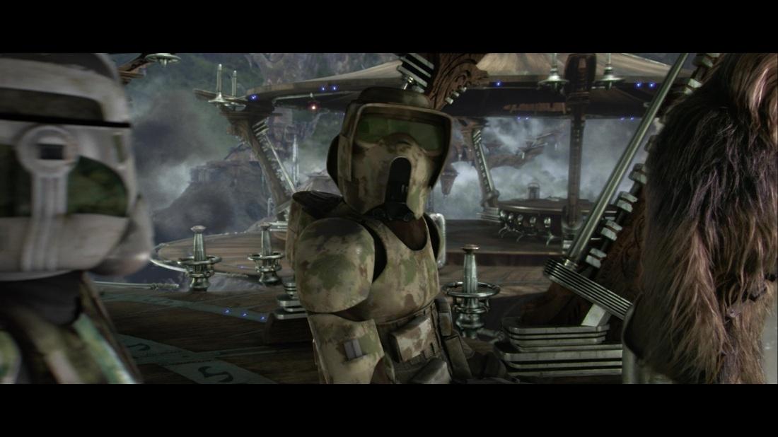 Star Wars Battlefront Kashyyk 1