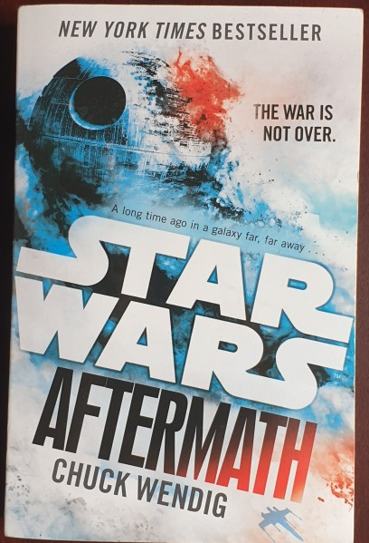 Star Wars books Aftermath