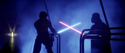 Star Wars Luke Vader Bespin