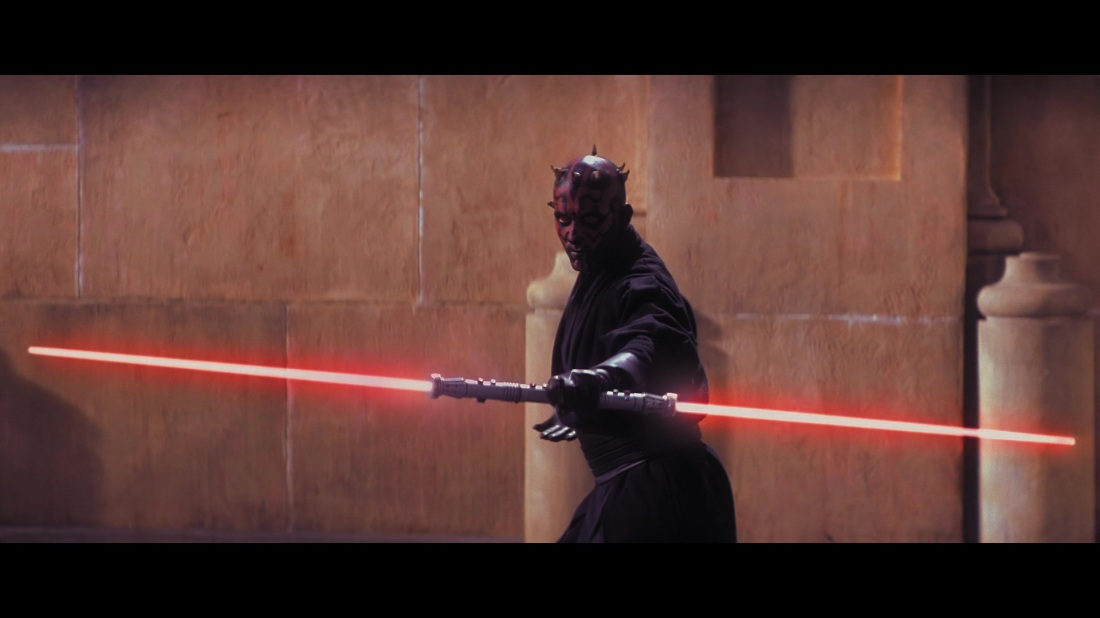 star wars Maul Duel of the Fates