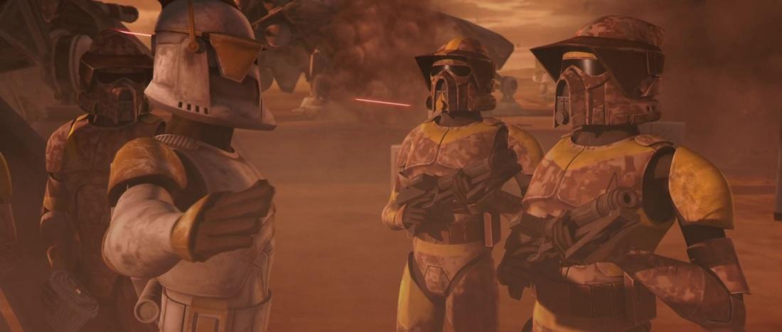 Star Wars Waxer & Boil Geonosis