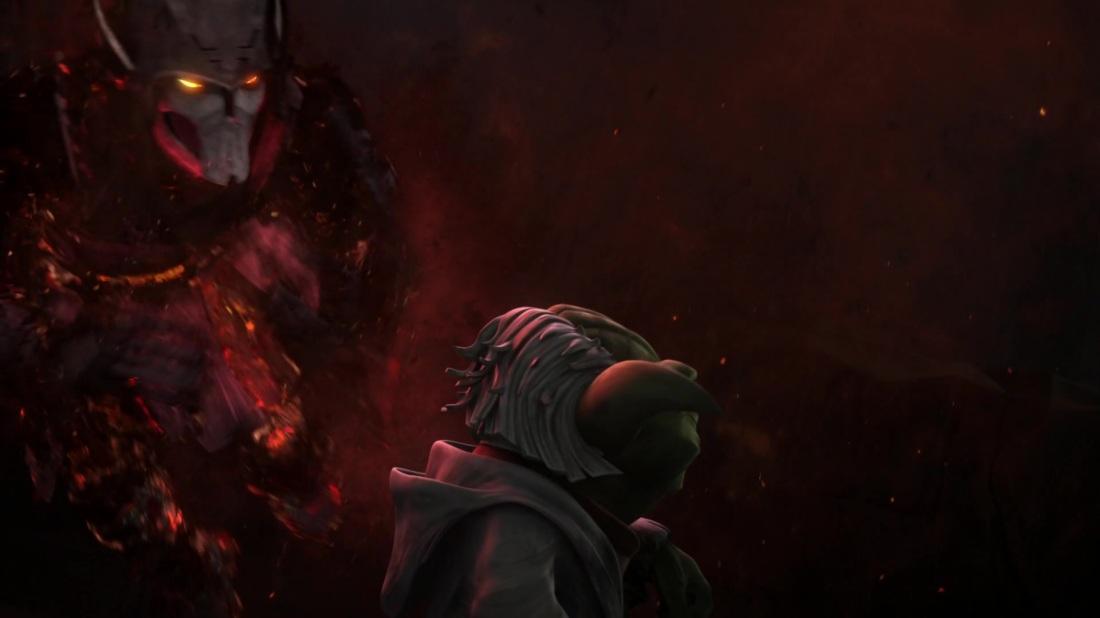 Star Wars Character Darth Bane Yoda The Clone Wars