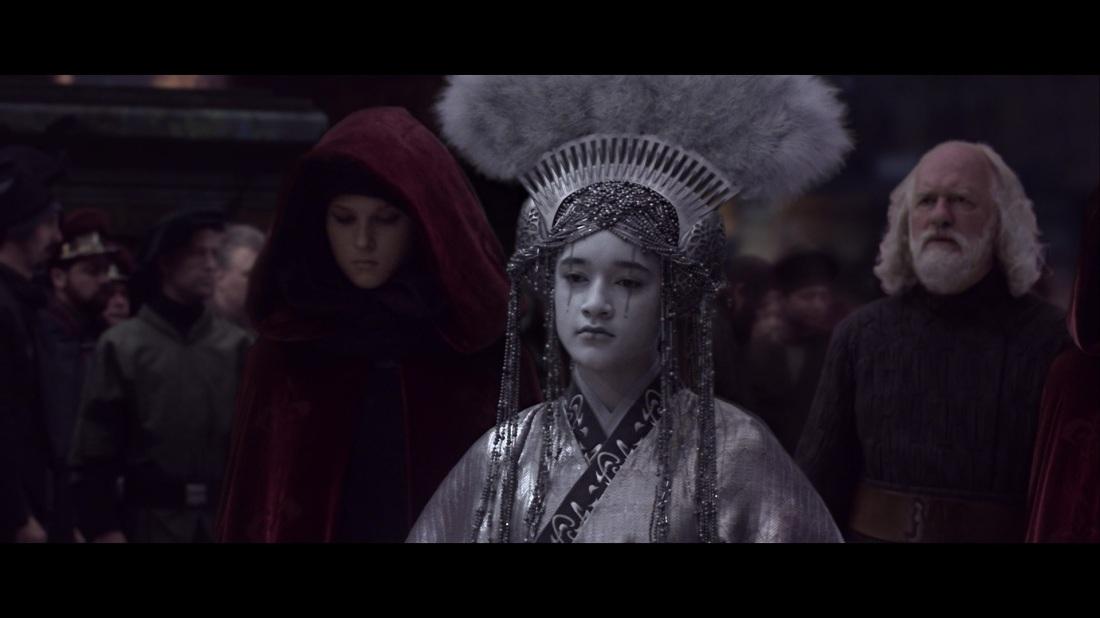 Star Wars character Queen Apailana