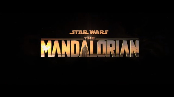 Feat Star Wars The Mandalorian Title Card