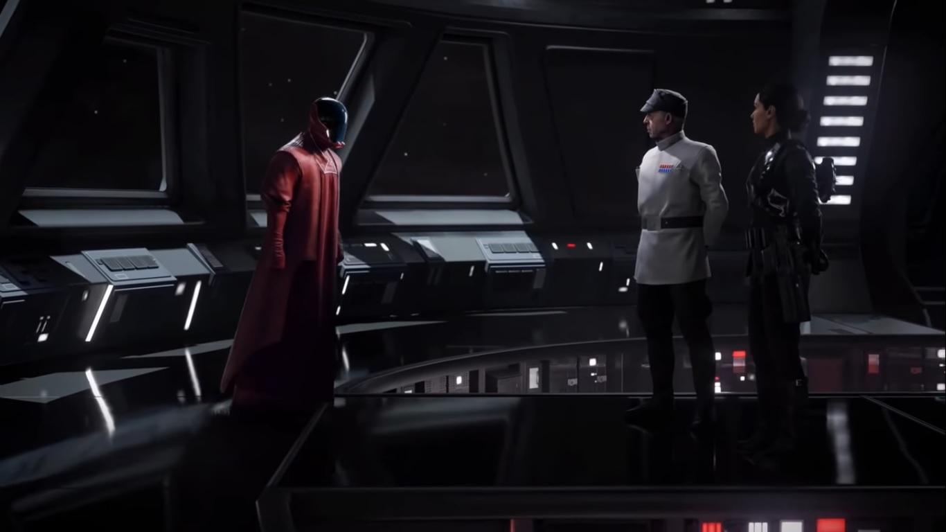 Star Wars Battlefront II Battle of Endor Sentinel