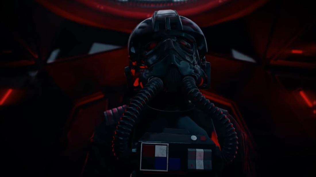 Star Wars Battlefront II The Dauntless pilot