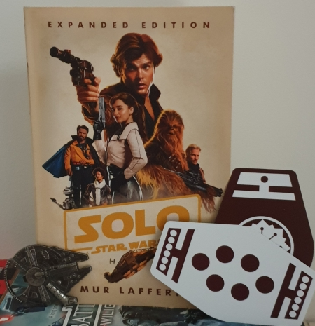 star wars book solo a star wars story