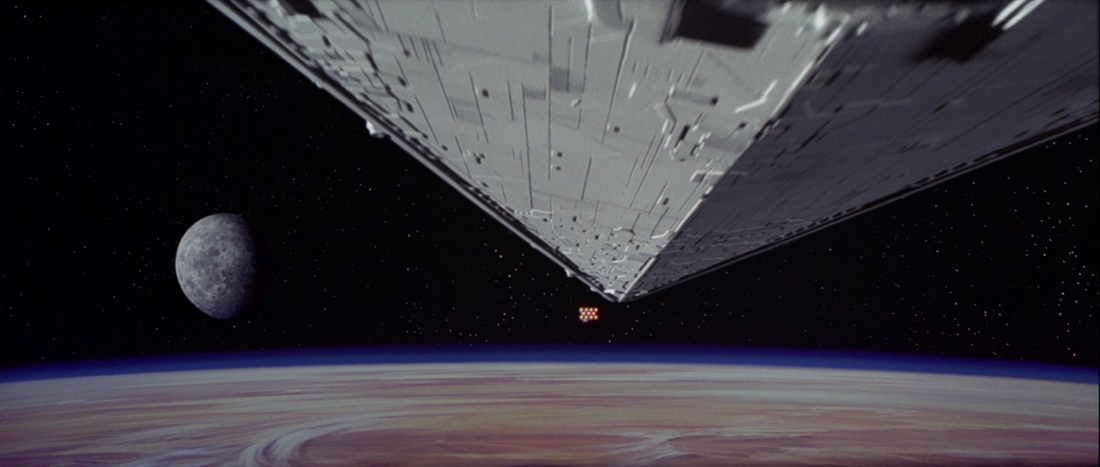 Star Wars Tantive IV chase