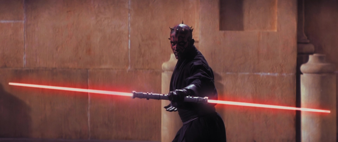 star wars the phantom menace duel of fates maul