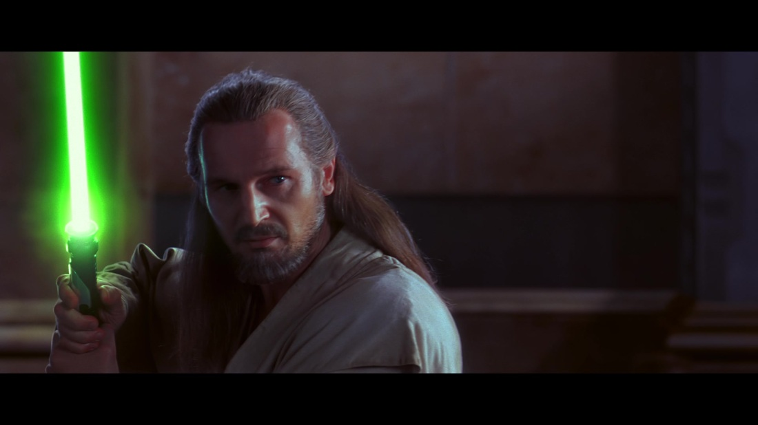 star wars the phantom menace duel of fates qui gon