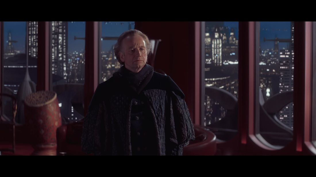 star wars the phantom menace palpatine