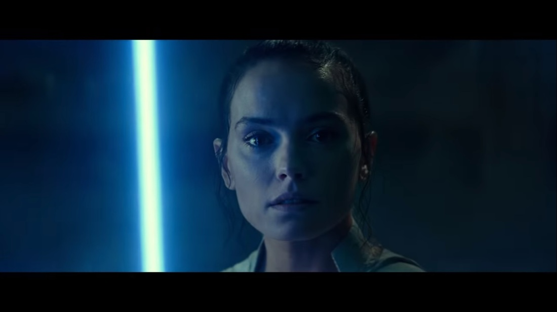 star wars the rise of skywalker final trailer rey