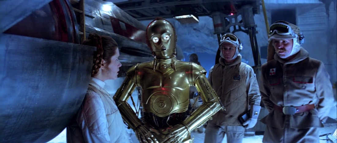 star wars bren derlin leia threepio