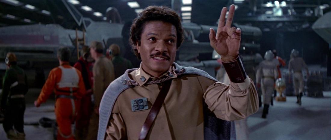 Star Wars Character General Lando Calrissian