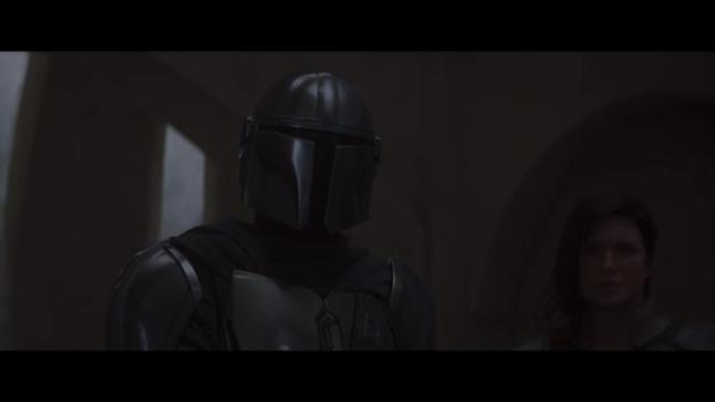 Star Wars The Mandalorian 8 Redemption Mando Cara
