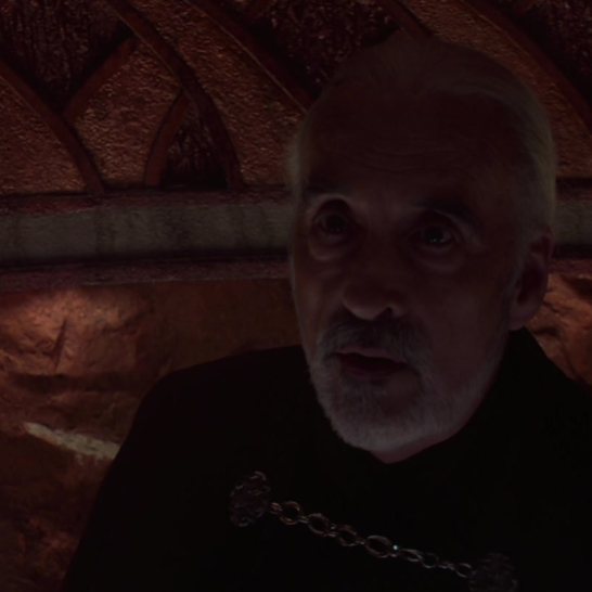 Star Wars Attack of the Clones Count Dooku
