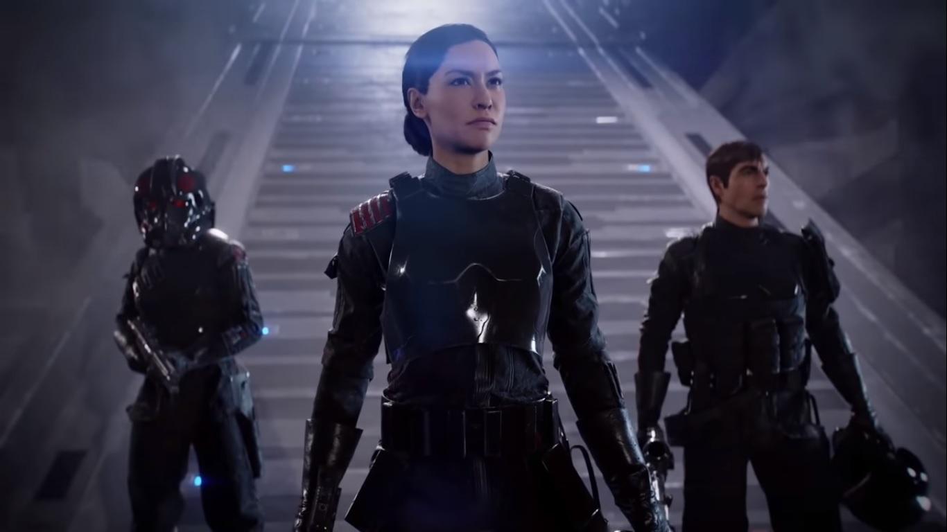 Star Wars Battlefront II Hask Iden Del