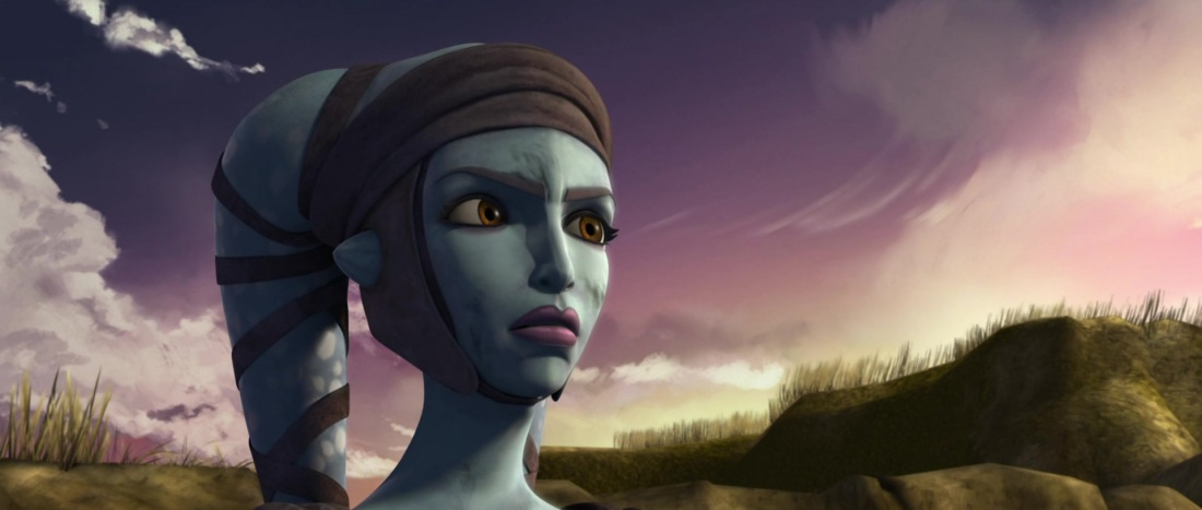 star wars characters aayla secura the clone wars