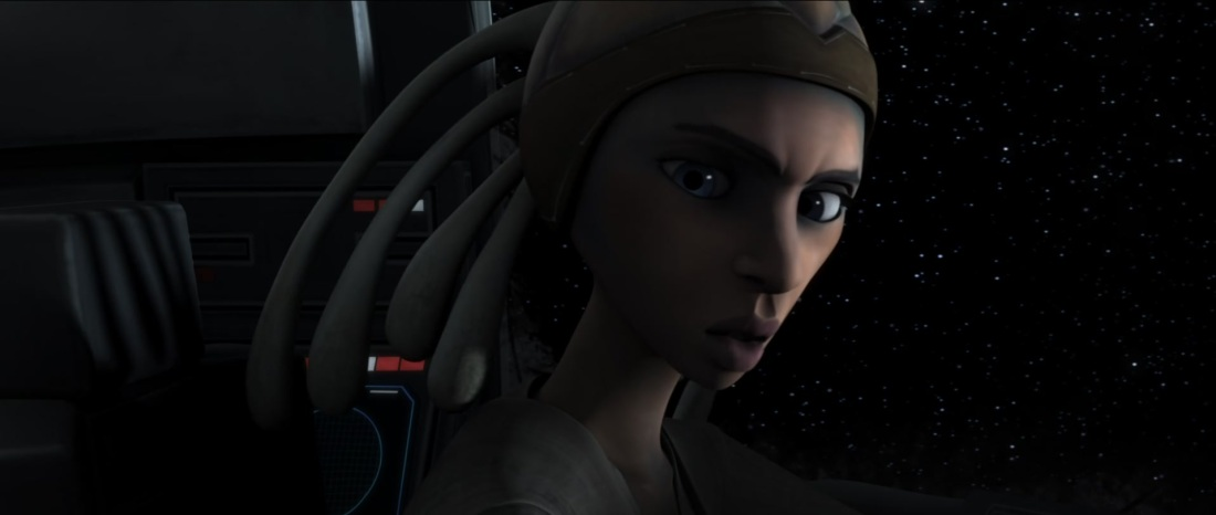 star wars characters adi gallia the clone wars