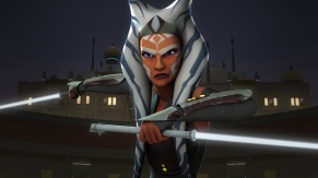 star wars characters ahsoka tano garel rebels