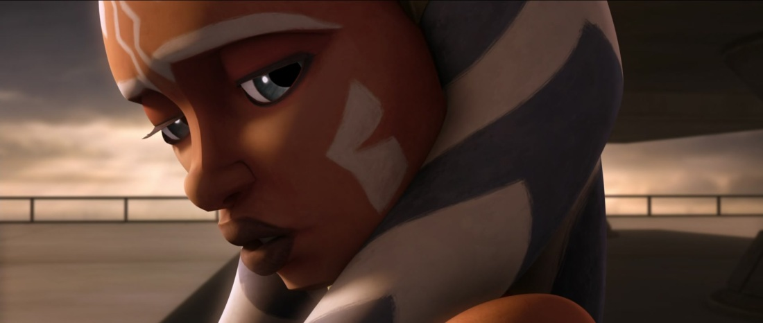 star wars characters ahsoka tano the clone wars