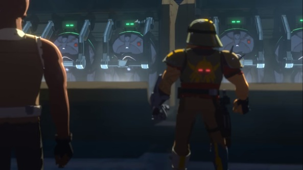 star wars resistance 14 the mutiny b2 battle droids kragan