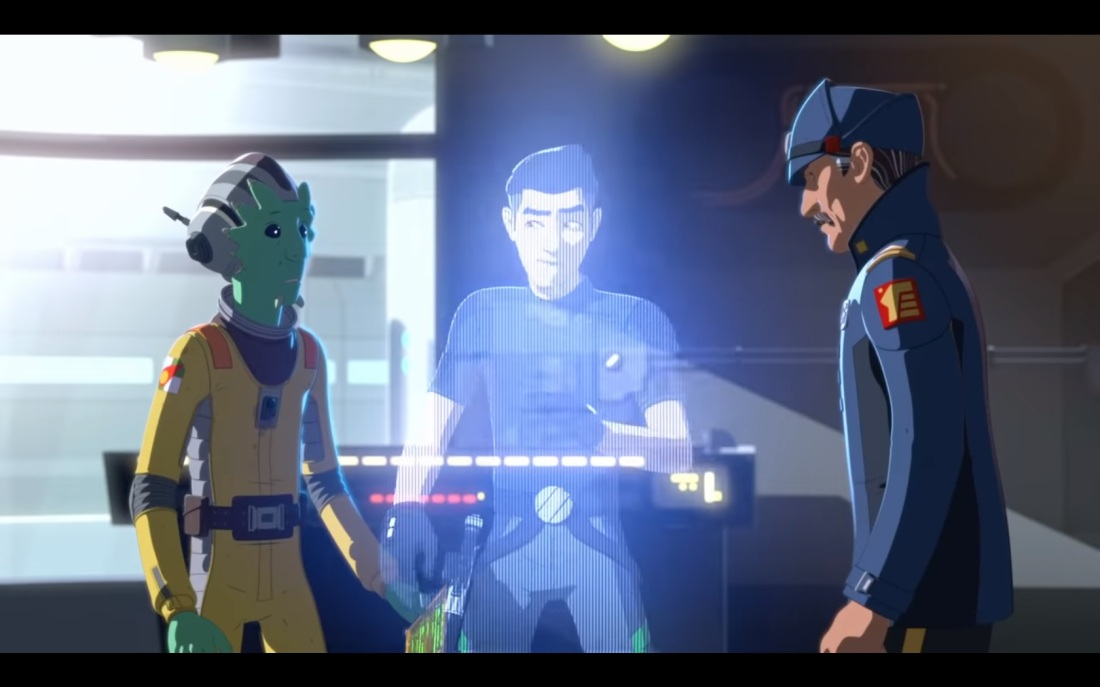 star wars resistance 18 the escape neeku kaz doza