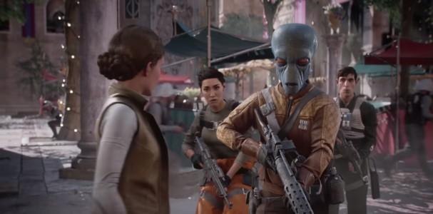 star wars battlefront II campaign royalty leia shriv iden del