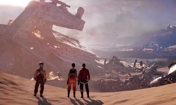 star wars battlefront II campaign until ashes inferno shriv id-10 iden del