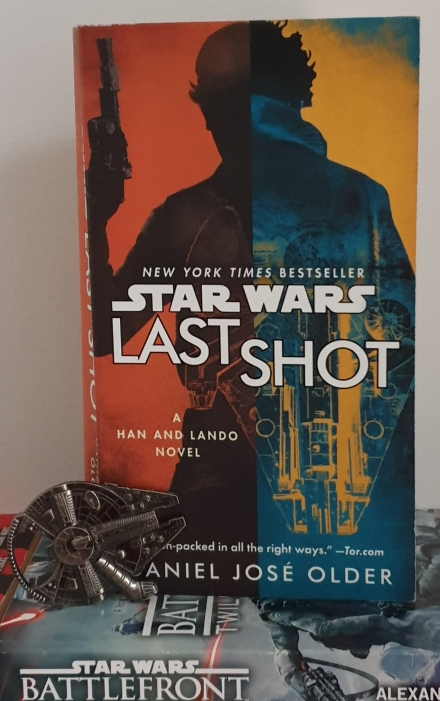 star wars book last shot