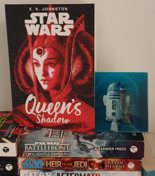 star wars book Queens Shadow