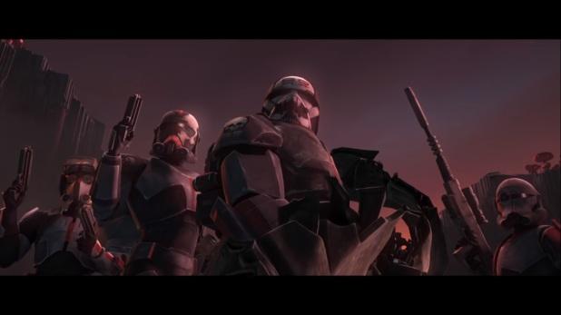 star wars the clone wars clone force 99