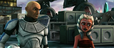 star wars the clone wars rex ahsoka experience outranks everything
