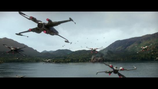 star wars the force awakens battle of takodana