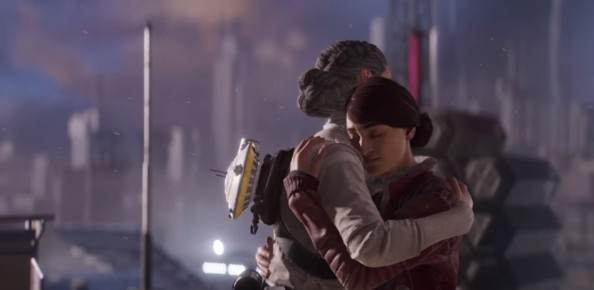 star wars battlefront II campaign ashes of the empire iden zay