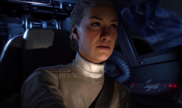 star wars battlefront II campaign project resurrection iden versio