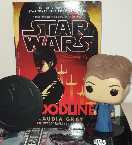 star wars books bloodline