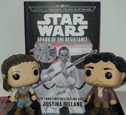 star wars books spark of the resistance