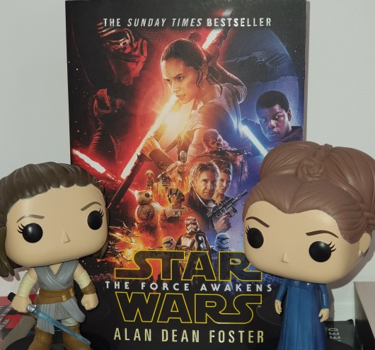 star wars books the force awakens
