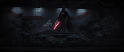 star wars rogue one vader hallway 10