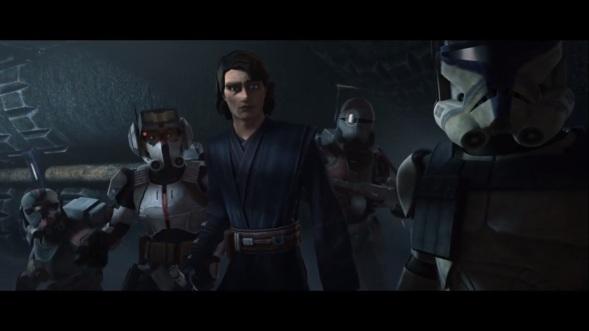 star wars the clone wars on the wings of keeradaks anakin skywalker