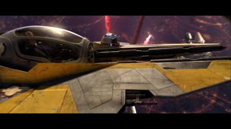 star wars revenge of the sith anakin skywalker eta-2 actis-class light interceptor