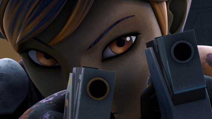 star wars rebels s1e6 out of darkness sabine wren