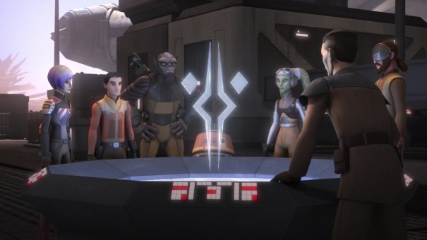 star wars rebels s3e3 the antilles extraction jun sato sabine wren garazeb orrelios chopper ezra bridger hera syndulla kanan jarrus fulcrum