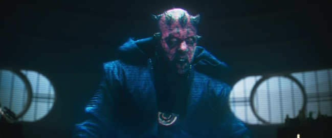 star wars solo darth maul hologram crimson dawn