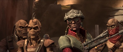 star wars the clone wars s5e1 revival hondo ohnaka pirates